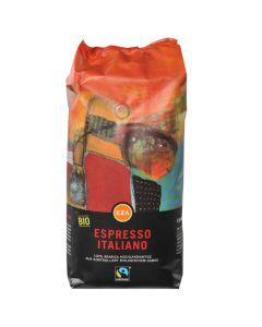 Bio Espresso Italiano Bohnen 1kg