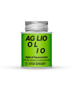 Aglio und Peperoncino Gewürzmischung 65g
