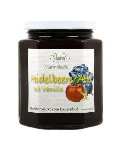 Apfel Heidelbeer Marmelade 200g