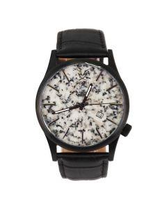 Armbanduhr mit Granit Ziffernblatt für Herren diverse Farben