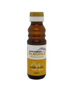 Bio Haselnussöl nativ 100ml