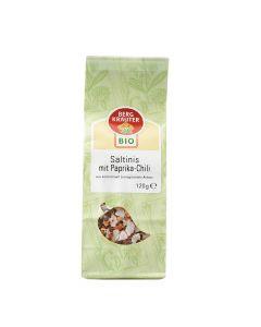 Bio Nachfüllung Saltinis mit Paprika Chili 120g