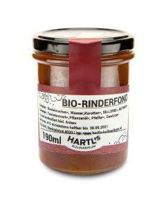 Bio Rinderfond 190g