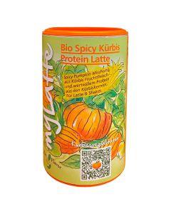 Bio Spicy Kürbis Protein Latte 200g