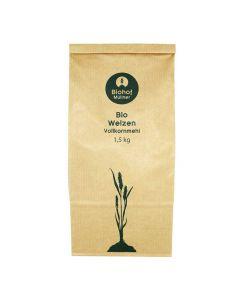 Bio Weizenvollkornmehl 1.5kg