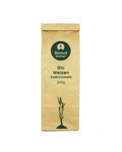 Bio Weizenvollkornmehl 500g