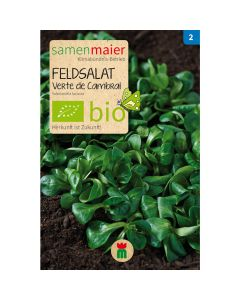 Bio Feldsalat Verte de Cambrai - 2 g Saatgut