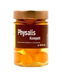 Bio Physalis Kompott 370ml