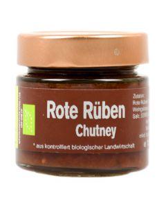 Bio Rote Rüben Chutney 125ml