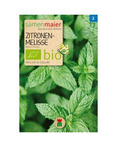 Bio Zitronenmelisse - 0.3 g Saatgut