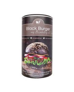 Black Burger Buns 683g