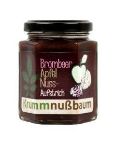 Brombeer Apfel Nuss Aufstrich 190ml