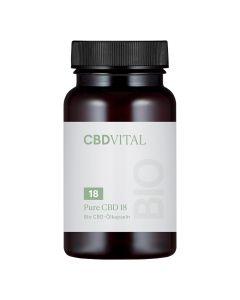 CBD VITAL Pure CBD 18 60 Stück