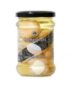 Champignons gefüllt mit Frischkäse 250g