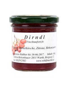 Dirndl Fruchtaufstrich 160g