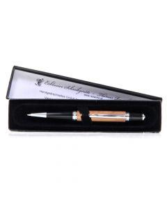 Sierra Elegant Drehkugelschreiber aus Zwetschkenholz