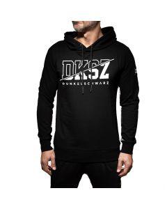 Dunkelschwarz Hoody DS-3 CUTDKSZ black