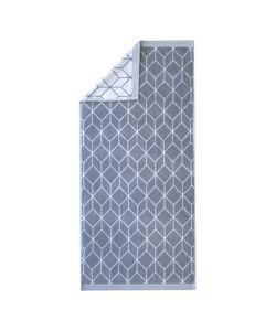 Duschtuch Design Prisma 67x140cm - graphit