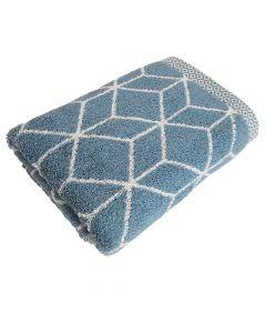 Handtuch Design Prisma 50x100cm - niagara