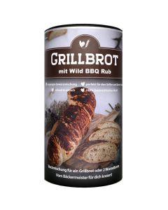 Grillbrot Wild BBQ Rub 746g