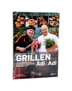 Grillen mit Adi und Adi die perfekte Grilllektüre