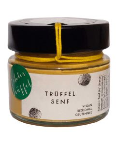Bio Trüffel Senf 80g