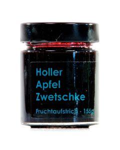Holler Apfel Zwetschke Fruchtaufstrich 155g