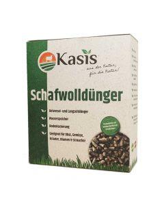 Kasis Schafwolldünger 1kg
