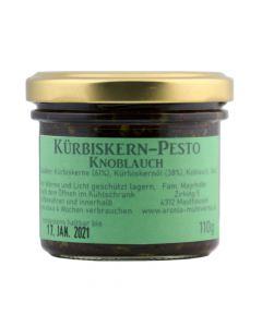 Kürbiskern Pesto Knoblauch 110g