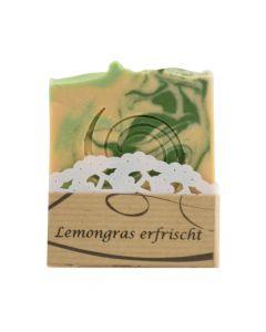 Lemongrasseife mit Stutenmilch 85g