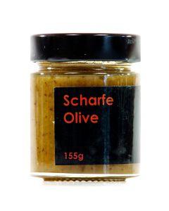 Scharfe Olive Fruchtaufstrich 155g