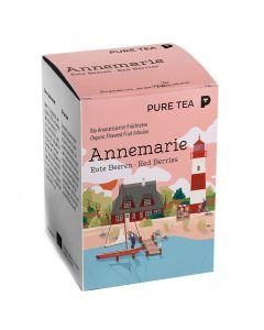 Bio Puretea Annemarie Rote Beeren 15 Beutel
