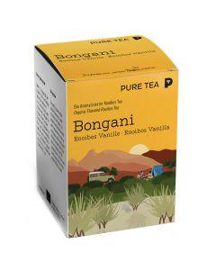 Bio Puretea Bongani Rooibos Vanille 15 Beutel