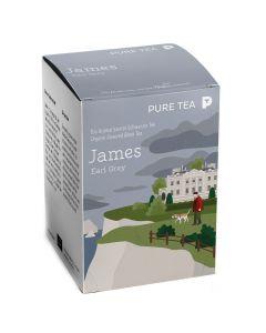 Bio Puretea James Earl Grey 15 Beutel