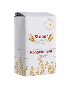 Roggenmehl T960 1000g