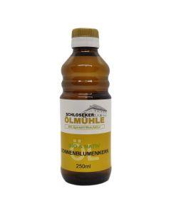 Bio Sonnenblumenkernöl nativ 250ml
