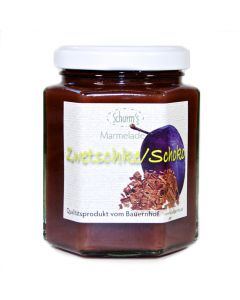 Zwetschken Schoko Marmelade 200g