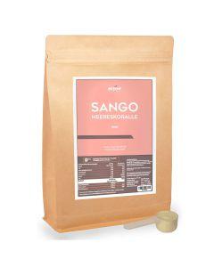 Sango Meereskoralle Pulver Natürliches 2:1 Magnesium Calcium 800g
