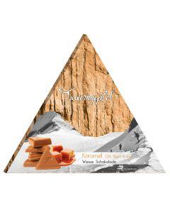 Tauerngipfel Edelschokolade Karamell - 32 Prozent 75g