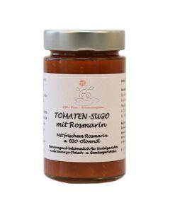 Tomatensugo mit frischem Rosmarin 250ml