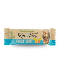 True Love Bio Aprikose Banane Müsliriegel 25g - DailyDeal