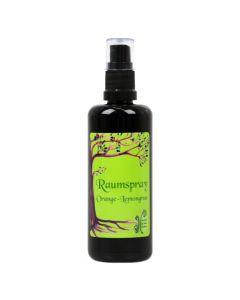 Veganer Raumspray Orange Lemongras 100ml