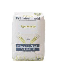 Weizenmehl Type 1600 Weizenbrotmehl 1000g