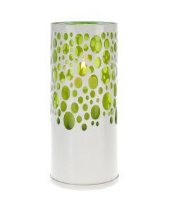 Wiederbefüllbare Tischleuchte Sub weiß lemongrass 15cm