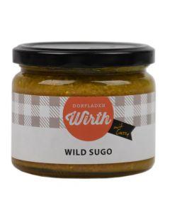 Wild Sugo mit Curry 300g