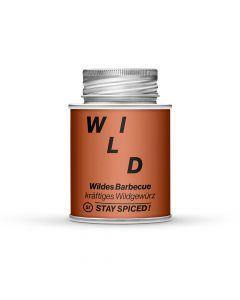 Wildes Barbecue kräftiges Wildgewürz 100g