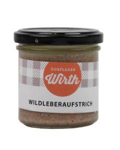 Wildleberaufstrich 140g