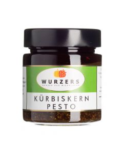 Wurzers veganes Kürbiskernpesto 140g
