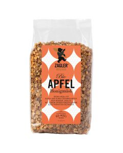 Zagler Bio Apfel Honigmüsli 500g