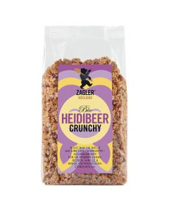 Zagler Bio Heidelbeeren Crunchy Müsli 500g